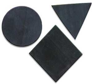 Master Magnetics 07257 Flexible High Energy Craft Magnet 1-1/4 In