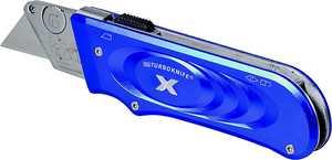 Olympia Tools 33-134 Turboknife X Blue W/5 Blades