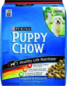 Nestle Purina Pet Care 1780014914 Puppy Chow 32lb
