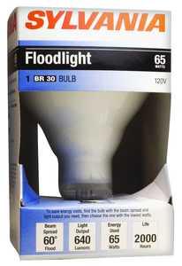 Sylvania/Osram 65W/BR30/FL/IF 65w Refl Flood Bulb Br30