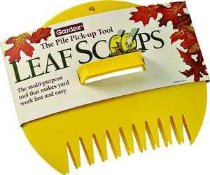 Gardex LS-1000 Lightweight Leaf Scoop 14-1/2 in