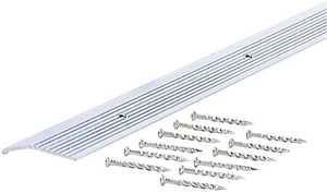 M-D Building Products 78071 Carpet Trim 1-3/8x36 Silver