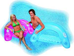 Intex Recreation 58859E Float Sit'n Float