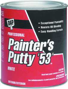 Dap 12244 Qt White Painter's Putty