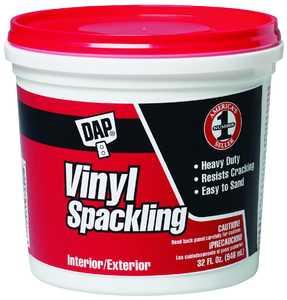 Dap 12132 Interior & Exterior Vinyl Spackling