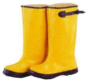 Diamondback RB001-9-C Size 9 Yellow Overshoe Boot