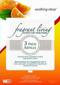 Protect Plus WSDR-BF Wsdr-Sc Soothing Citrus Rfill