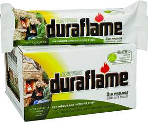 Duraflame 00623 Duraflame Firelog 6/3 Lb