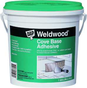 Dap 25054 Cove Base Adhesive