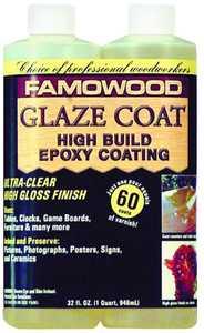 Eclectic Products 5050080 Glaze Coat Epoxy Hi Build Coat