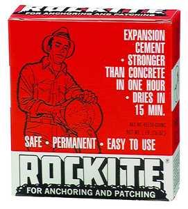Hartline Products 9209560 1lb Expansion Rocktite Cement