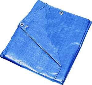 MintCraft T1620BB90 16x20 Medium Duty Blue Tarp