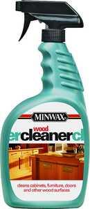 Minwax 521270006 32 Oz Wood Cleaner Spray