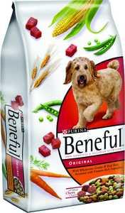 Nestle Purina Pet Care 1780013477 Beneful Beef Puppy Food 31.1lb