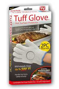 Ontel Products TG-MC12 Tuff Glove Hot Surface Protector