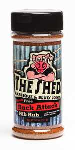 Old World Spices OW74015 The Shed Rack Attack Rib Rub