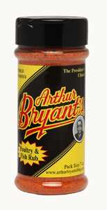 Old World Spices AR55698 Arthur Bryant's Poultry And Fish Rub