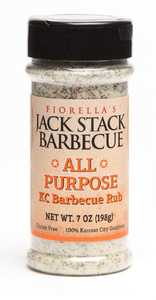Old World Spices JK00307-6 Jack Stack All Purpose Rub