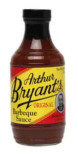 Old World Spices AR00100 18-Ounce Original Arthur Bryant's Barbecue Sauce