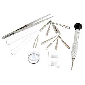Olympia Tools 78-300-107 17-Piece Smart Phone Repair Kit