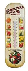 ohio Wholesale 12429 Seed Company Ad Thermometer