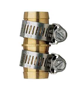 Orbit Irrigation 58115N 5/8-Inch Brass Shank Hose Mender