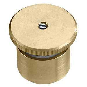 Orbit Irrigation 53574 15 ft Brass Adjustable Pattern Nozzle.