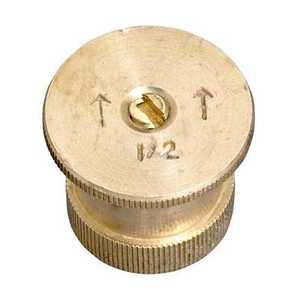 Orbit Irrigation 53227W 15-Foot Half Pattern Female Brass Nozzle