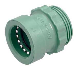 Orbit Irrigation 57207F 1-Inch Eco-Lock X Mbt Trans Adapter