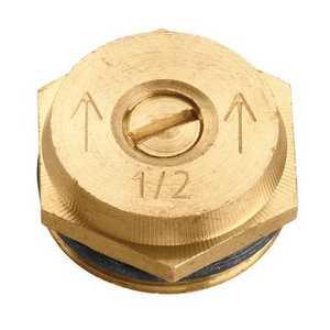 Orbit Irrigation 53051 Sprinkler Head Insert Nozzle 1/2 Brass