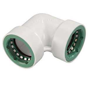 Orbit Irrigation 35673 1-Inch PVC-Lock Elbow