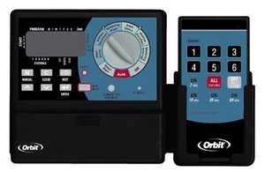 Orbit Irrigation 57096 Timer Super 6 W/Remote Gbx