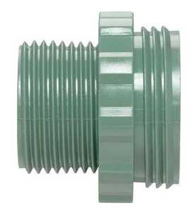 Orbit Irrigation 57198 1-Inch Mpt Heavy Duty Transition Adapter