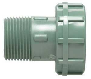 """Orbit Irrigation 57199 1"""" Heavy Duty Swivel Adapter"""