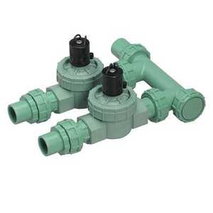 Orbit Irrigation 57250 2-Valve Heavy Duty Preassembled Manifold