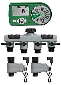 ORBIT 58911 Automatic Yard Watering System