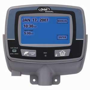 Orbit Irrigation 57932 12-Station Touch Indoor Timer