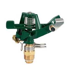 Orbit Irrigation 58001N 1/2-Inch Zinc Impact Sprinkler