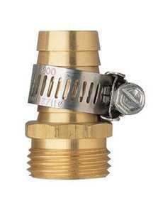 Orbit Irrigation 58141N 3/4-Inch Brass Male Hose Shank Mender
