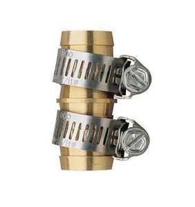 Orbit Irrigation 58143N 3/4-Inch Brass Hose Repair Shank Mender