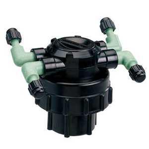 Orbit Irrigation 67005 Quad Adjustable Manifold