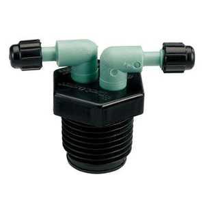Orbit Irrigation 67035 Bi Manifold II Mpt 1/2 In Bg