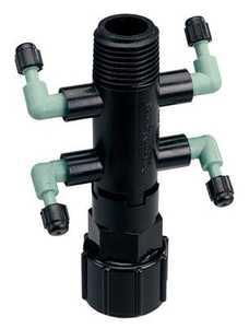 Orbit Irrigation 67060 Manifold Adapter Quad Bag