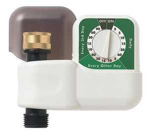 Orbit Irrigation 62024 Single Dial Hose Faucet Timer