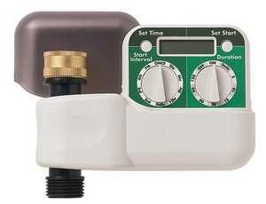 Orbit Irrigation 62040 2-Dial Digital Hose Faucet Timer