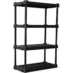 J Terence Thompson 2748-003 4-Tier 36-Inch X 18-Inch Superbox Shelf