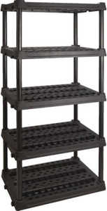 J Terence Thompson 2718-009 Superbox Shelf 5tier 36x18