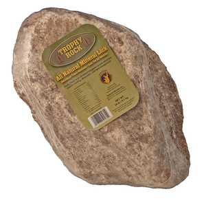 Trophy Rock 50260 20-Pound All-Natural Mineral Lick