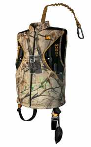 Muddy Outdoors MSH800-L-C Large Top Flight Harness Combo