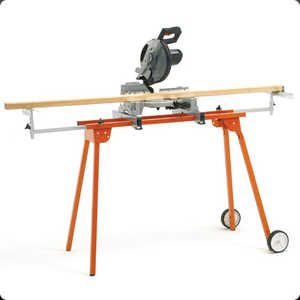 Terratek PSMS10/PM4400 10 in Sliding Miter Saw & Portable Stand Combo
